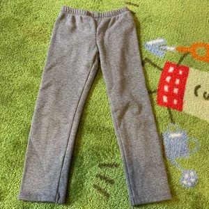 Girls Cat & Jack sweat pants legging 5T
